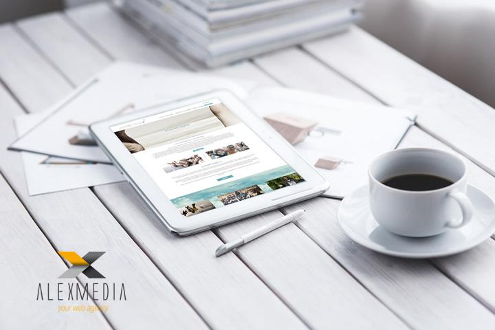 Sviluppo siti web professionali Robilante